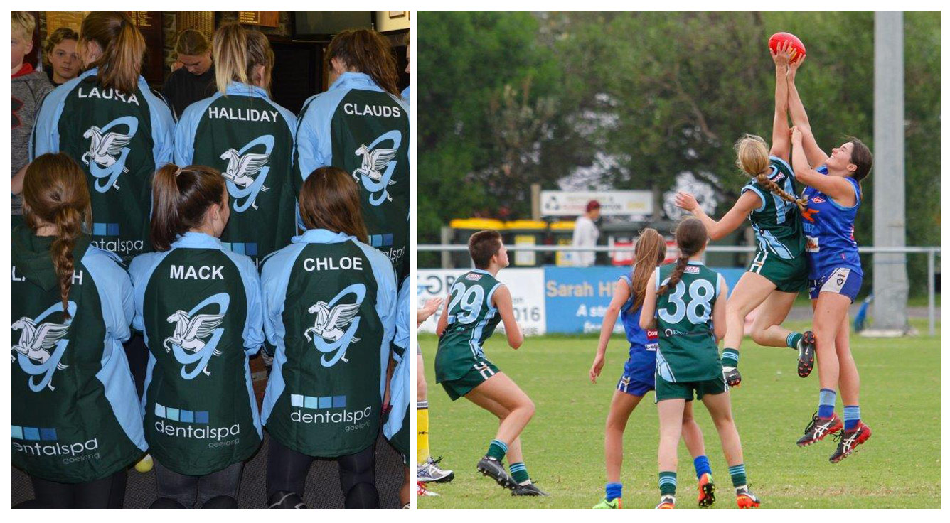 Geelong Amateurs Girls Football